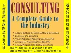 二手書博民逛書店Management罕見Consulting-管理 Y436638 Sugata Biswas; Da...