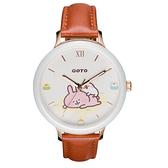 GOTO 卡娜赫拉的小動物報時生活-女-愜意時光 女錶 GLIP902L-8K-141-4