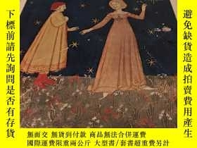 二手書博民逛書店照明手稿(illuminated罕見manuscript),但丁