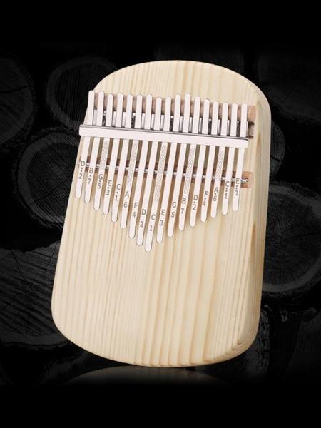 拇指琴卡巴林琴17音卡林巴手指拇鋼琴姆指克林巴不用學就會的樂器  魔法鞋櫃