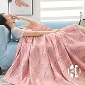 三層夏涼被純棉毛巾被單雙人紗布蓋毯全棉毛巾毯春夏宿舍床單【Kacey Devlin】