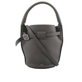 【CELINE】Big Bag Nano Bucket 荔枝牛皮水桶包(灰色) CE19000017 187243A4U.10DC