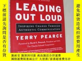 二手書博民逛書店Leading罕見out Loud:Inspiring Chan
