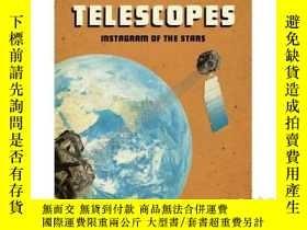 二手書博民逛書店Space罕見Telescopes: Instagram of