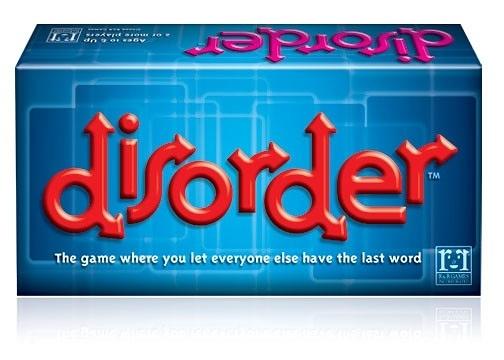 [楷樂國際] 紊亂 Disorder #R&R Games 桌遊