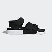 Adidas Adilette Sandal 2.0 W AC8583 女 涼鞋 拖鞋 運動 休閒 魔鬼氈 黑 愛迪達