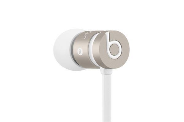 【台中平價鋪】潮牌首選 BEATS urBeats se 金色 耳道式耳機 線控耳機 先創公司貨