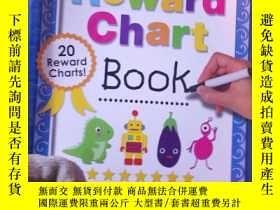 二手書博民逛書店My罕見Reward Chart Book [Spiral-bo