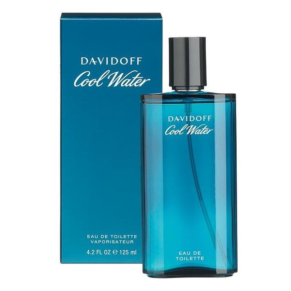 岡山戀香水~Davidoff 大衛杜夫 Cool Water 冷泉男性香水 125ml~優惠價:890元