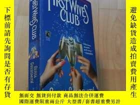 二手書博民逛書店The罕見First Wives Club【英文原版】Y1044