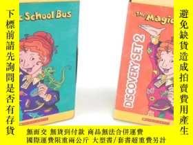 二手書博民逛書店Magic罕見School Bus chapter book D