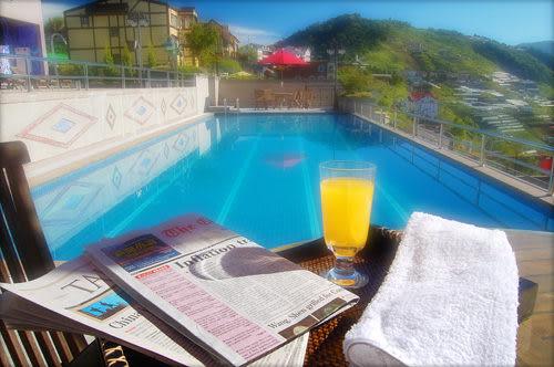 清境 淳境景觀休閒山莊 溫馨雙人房住宿券 含早餐
