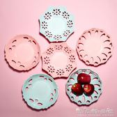 時尚密胺果盤創意歐式水果盤家用客廳鏤空水果籃瀝水籃子WD 晴天時尚館