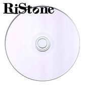 ◆0元運費+贈CD棉套◆RiStone 空白光碟片 日本版 A+ DVD-R 16X 4.7GB 珍珠白滿版 可印片/2800dpi x 300P