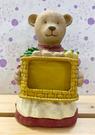 【震撼精品百貨】日本泰迪熊 ~ 造型相框存錢筒『農婦』*52076
