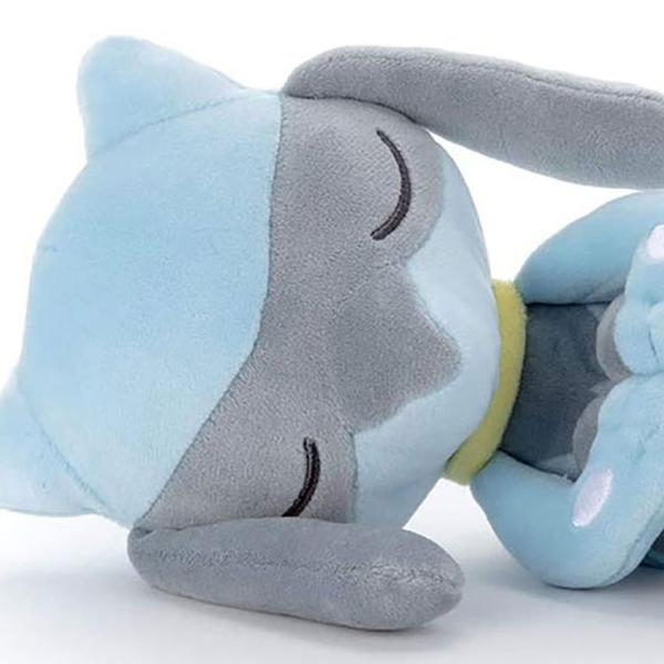 T-ARTS 睡覺好朋友 精靈寶可夢 利歐路 S_TA53328
