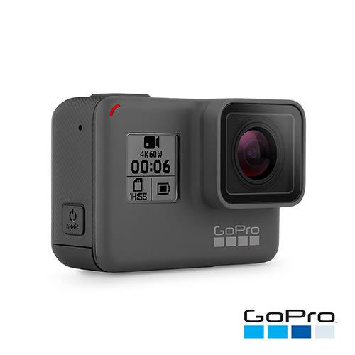 GOPRO HERO6 BLACK 運動攝影機 4K 極限運動攝影機(台閔公司貨)
