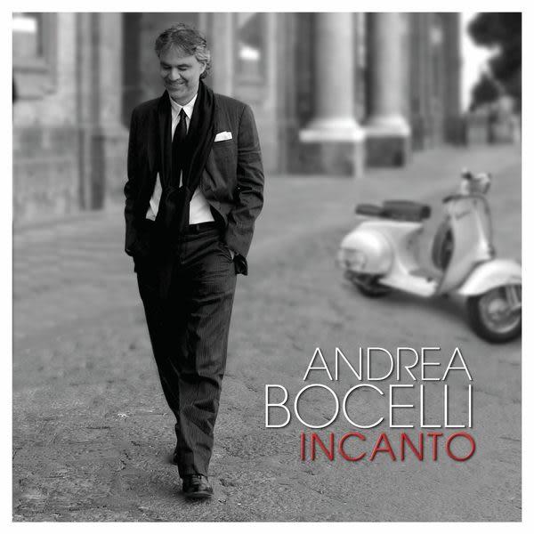 安德烈波伽利 義往情深 CD (音樂影片購)