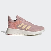 Adidas Asweerun [EG3185] 女鞋 慢跑 運動 休閒 健身 路跑 舒適 透氣 緩震 愛迪達 粉紅 橘