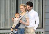 嬰兒背帶前抱式多功能四季通用夏季透氣新生兒寶寶背袋【卡米優品】