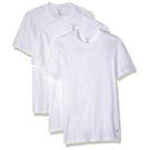 NAUTICA 男3件裝白色圓領T恤衫內著
