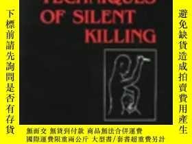 二手書博民逛書店21罕見Techniques Of Silent KillingY364682 Hei Long Paladi