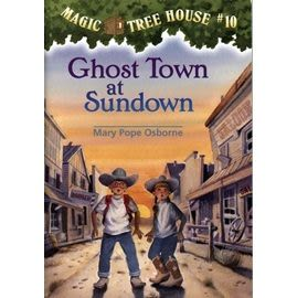 【MTH】#10 GHOST TOWN AT SUNDOWN