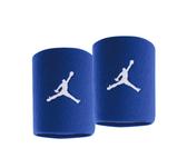 Nike Jorden Jumpman [JKN01400OS] 運動 打球 健身 護腕帶 吸濕 排汗 乾爽 彈性 藍
