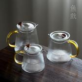 【玻璃濾壺】日式耐高溫玻璃煮茶壺電陶爐煮茶器家用內膽過濾燒茶泡茶壺大容量