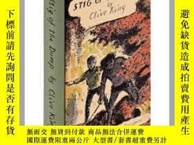 二手書博民逛書店Stig罕見of the Dump 垃圾大王(預訂)Y25918
