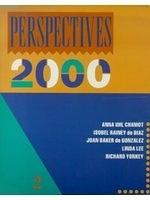 二手書博民逛書店 《Perspectives 2000: Intermediate English 2》 R2Y ISBN:0838420060│AnnaUhlChamot