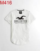 HCO Hollister Co. 男 當季最新現貨 短袖T恤 Hco M416