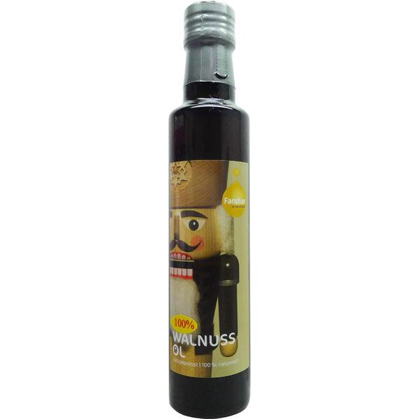 Fandler-奧地利頂級有機核桃仁油 250ml/瓶