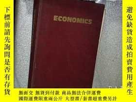 二手書博民逛書店Economics罕見ELEVENTH EDITION 經濟學第