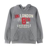 『小鱷魚童裝』帥氣連帽T恤(08號~18號)532419