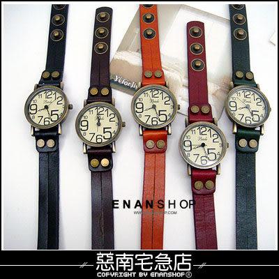 惡南宅急店【0363F】第一次邂逅‧韓 男錶女錶情侶對錶可『不規則數字』手錶‧單價