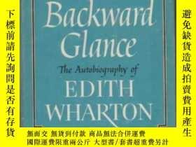 二手書博民逛書店【罕見】1964年 A Backward GlanceY2724