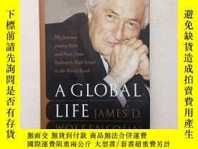 二手書博民逛書店A罕見Global Life(英文原版)精裝Y11016 Jam