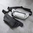 防水腰包男士個性胸包