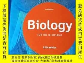 二手書博民逛書店BIOLOGY罕見FOR THE IB DIPLOMAY10980 BIOLOGY FOR THE IB DI