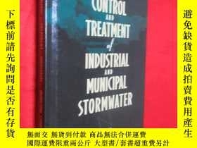 二手書博民逛書店The罕見Control And Treatment Of In