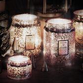 蠟燭香薰Voluspa大浮雕香薰蠟燭 薰衣草助眠香薰無煙精油蠟燭睡眠香氛