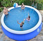 游泳池嬰兒大型家用寶寶兒童超大號加厚泳池