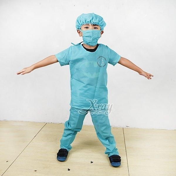 外科醫生L,聖誕節/萬聖節/化妝舞會/派對/角色扮演/職業體驗/cosplay/職業體驗,X射線【W370030】