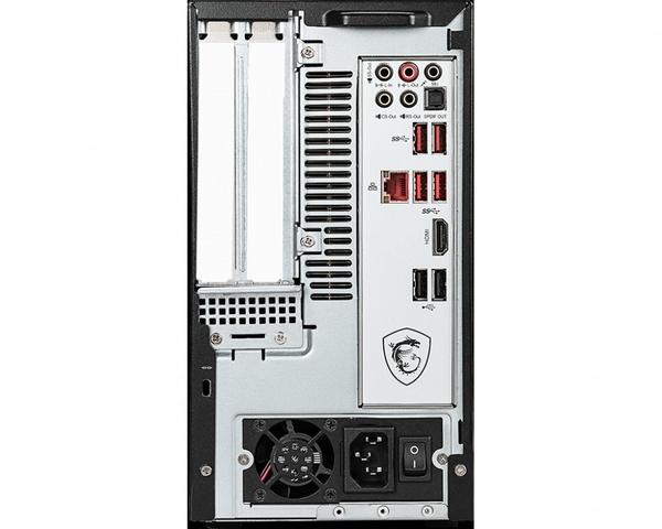 【msi 微星】Infinite S 9RA-007TW電競桌機(i5-9400/8G/128G+1T/GTX1050-2G/WIN10)