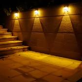 太陽能電燈戶外小路燈家用庭院燈景觀燈光控感應防水壁燈迷你小巧ATF「青木鋪子」