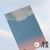 30張 明信片星空彩虹黃昏創意明信片賀卡電影卡片文藝卡片【君來佳選】