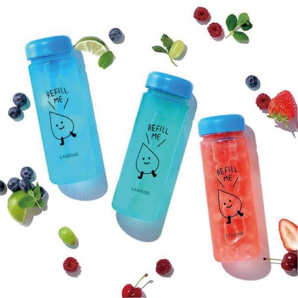 韓國LANEIGE x team&team REFILL ME 水離子循環隨身水瓶+瓶套【櫻桃飾品】【23521】