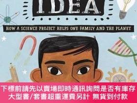 二手書博民逛書店Iqbal罕見And His Ingenious Idea: How a Science Project Help