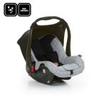 【ABC Design】Risus 提籃式汽車安全座椅-時尚灰【預購中】
